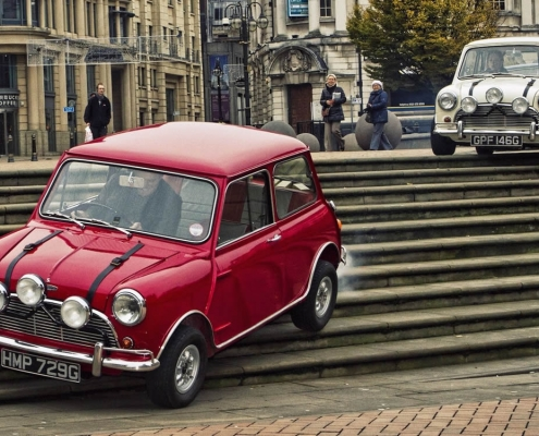 Ged Design Mini Cooper