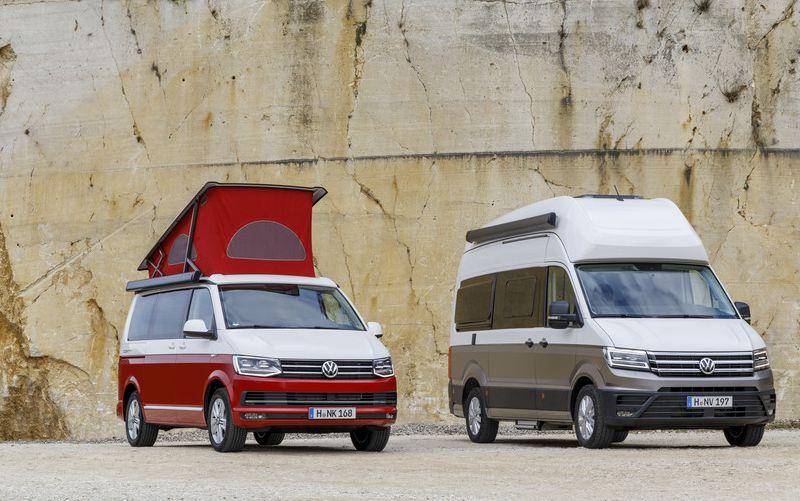 Volkswagen bivalni vani
