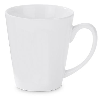 Nizka konična keramična skodelica