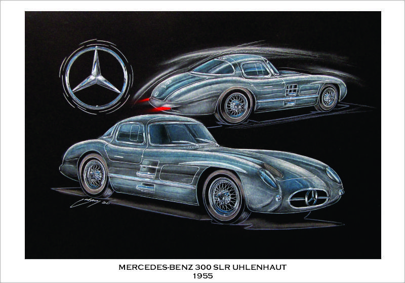 avtomobilske ilustracije